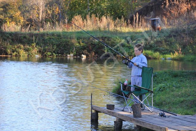 Как организовать пруд для платной рыбалки? Пошаговый 14