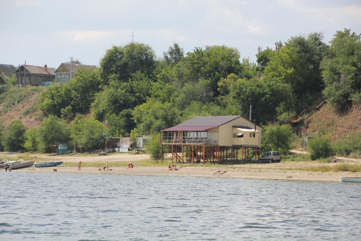 Базы отдыха на Чебоксарском водохранилище